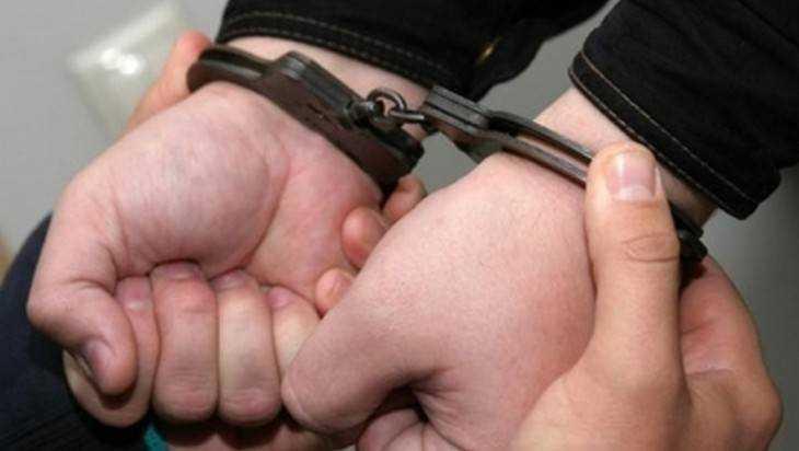 Брянская полиция поймала трусливого угонщика