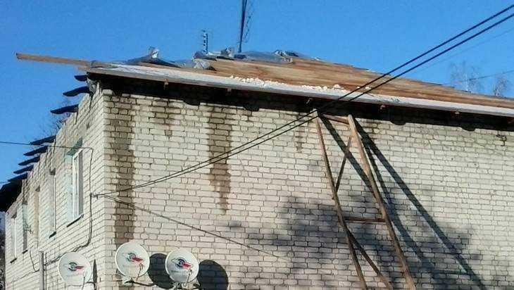 Оставшихся без крыши жителей Брянска возмутило бездействие чиновников