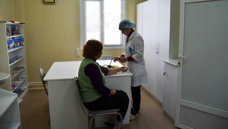 Жителей Красногорского района оставили без медицинской помощи