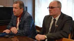 Гости из Луганска встретились с брянскими поисковиками и литераторами