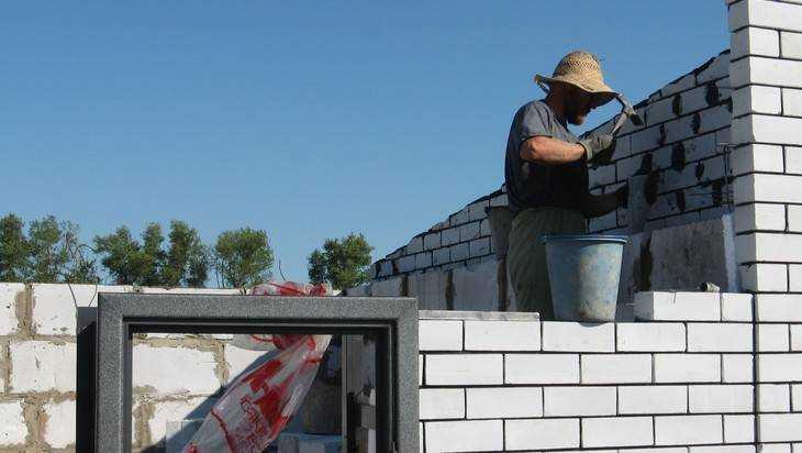 В Брянской области на треть снизилось строительство квартир и домов