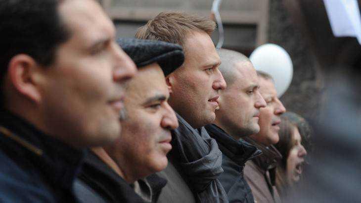 Власти Брянска разрешили пикеты робким подручным Навального