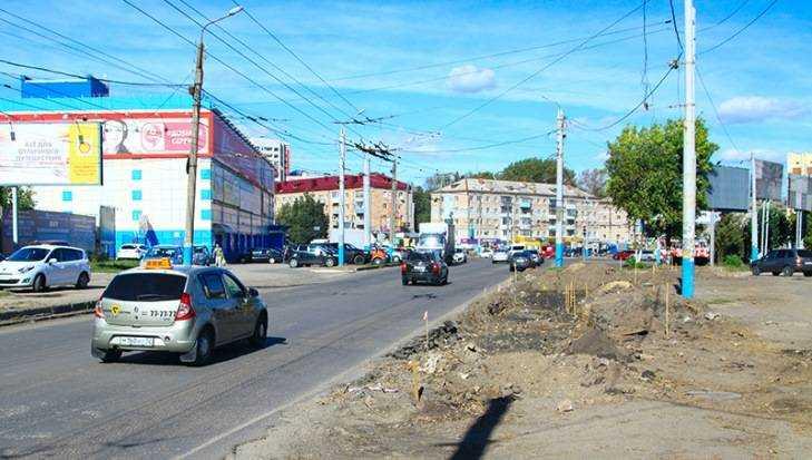 В Брянске на Станке Димитрова остановку назовут «Торговый центр «Океан»