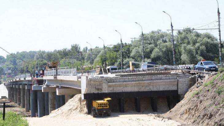 Вторую часть Первомайского моста Брянска начнут строить в 2018 году