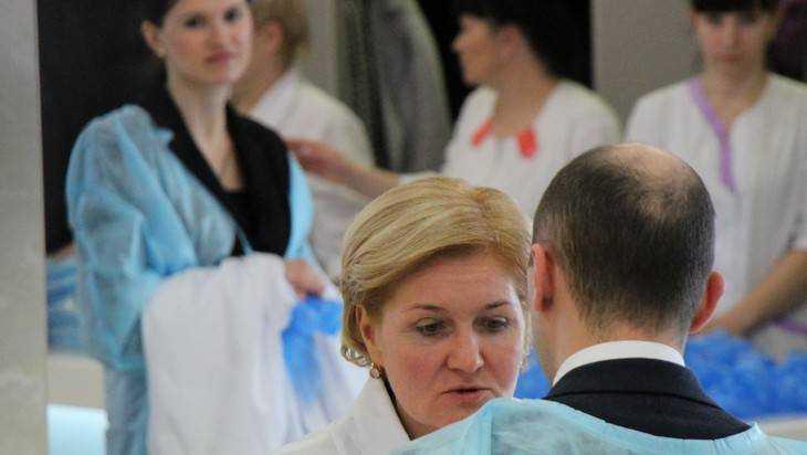 Ольга Голодец указала на брянских кулибиных