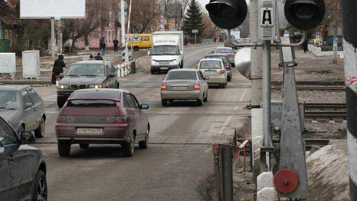 В Брянске у станции Орджоникидзеград установят барьеры для лихачей