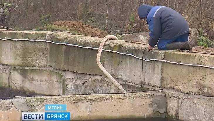 В Брянской области крахмальный завод спасет модернизация очистных