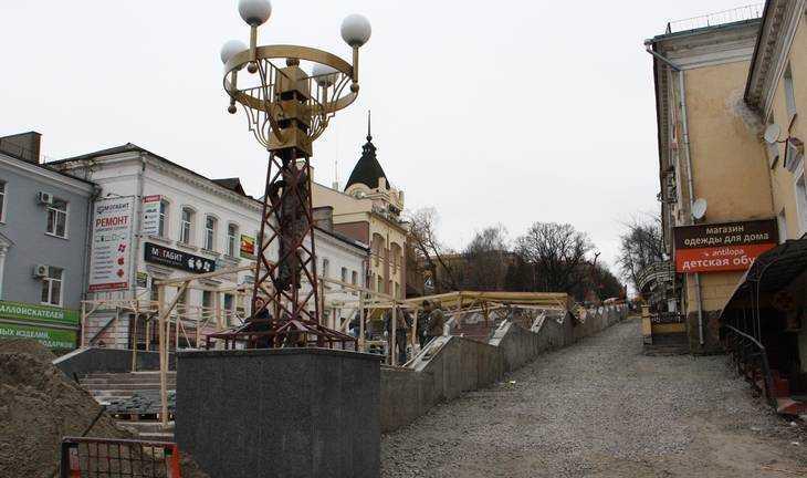 Брянские строители рассказали всю правду о лестнице на бульваре Гагарина