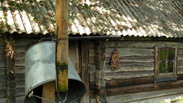 В Брянске владельцы бани допарились до пожара