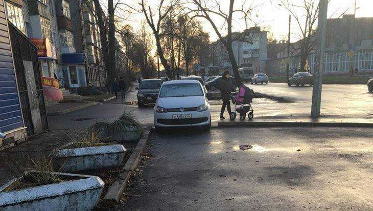 В Брянске автохамам горожане стали угрожать кирпичами
