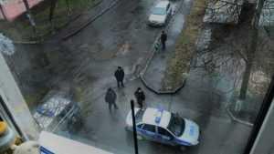 В Брянске сумка с «бомбой» вызвала переполох на улице Крапивницкого