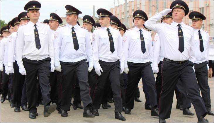 В Брянской области уволят сотню полицейских