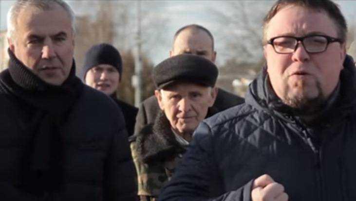 В Брянске шоумен Коломейцев и Куприянов возглавят митинг