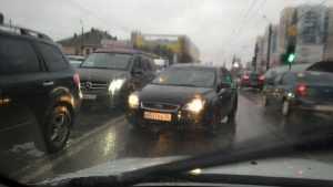 В Брянске создали группу «ВКонтакте» для фото и видео об автохамах