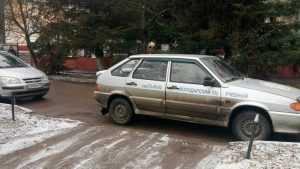 Водителя автомобиля брянской автошколы уличили в нарушении дорожных правил