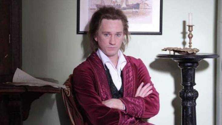Брянского актёра раскритиковали за роль в сериале «Хождение по мукам»