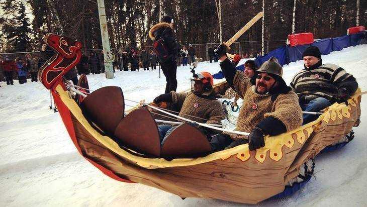 В Брянске пройдет фестиваль «Чудо-сани»
