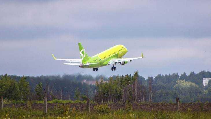 Первый самолет из Брянска в Москву отправится 14 декабря