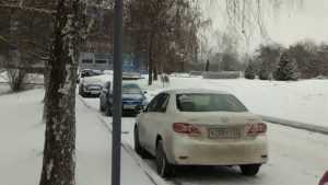 Брянцы пожаловались на хронических нарушителей дорожных правил