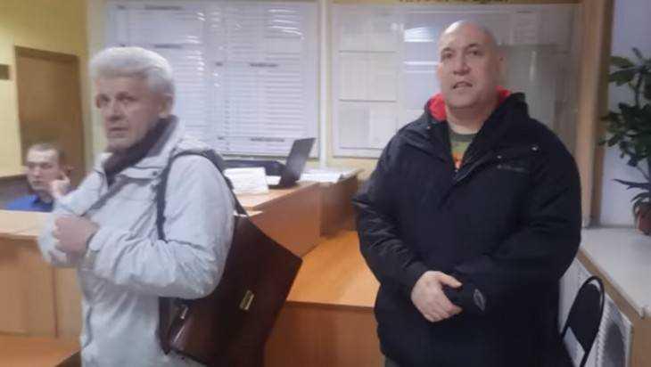 В Брянске суд арестовал Виткевича за хулиганство на трое суток