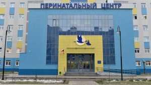 В Брянске после тревожных слухов и обработки открыли перинатальный центр