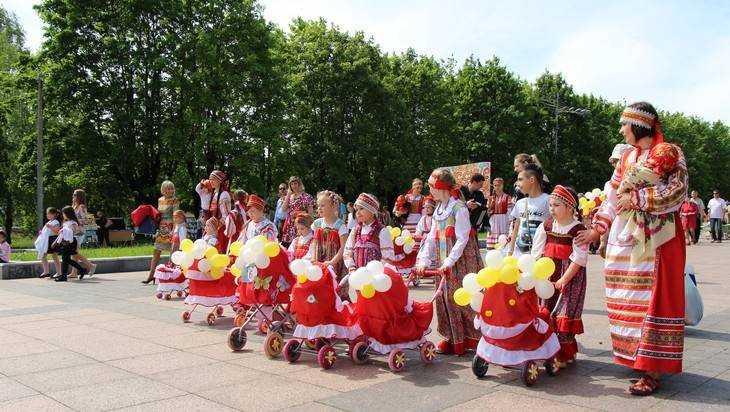С начала года население Брянской области уменьшилось на 5267 человек