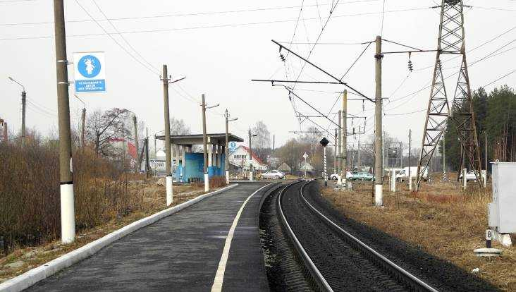 В Брянске в ночь на 15 декабря закроют переезд у мясокомбината