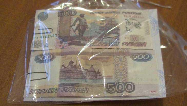В Брянске полиция разоблачила шайку фальшивомонетчиков