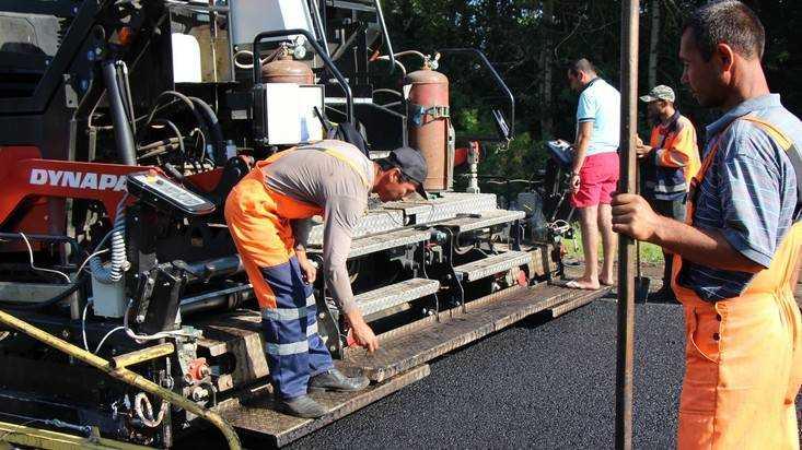 В Брянске ремонт дорог увеличили на пятую часть