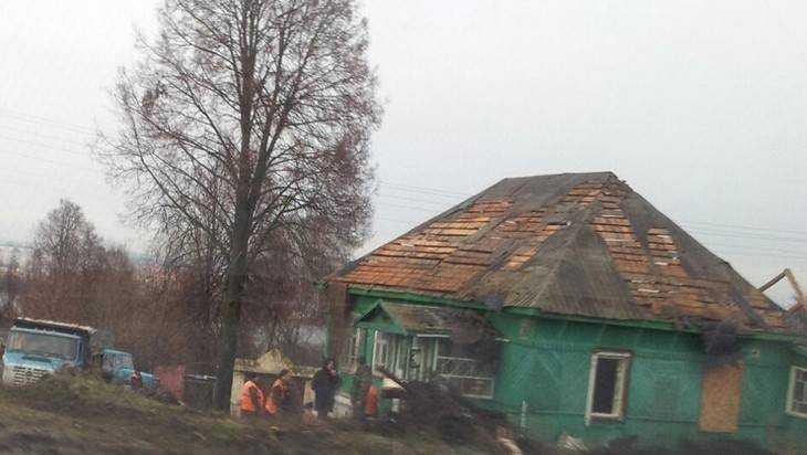 В Брянске начали подготовку расширения дороги на Городищенской горке