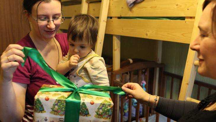 Брянцы поделятся своей радостью на Рождество
