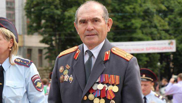 Ветераны брянской милиции: Нас опозорили и унизили
