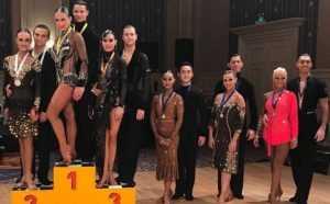 Брянские студенты взяли в Париже «бронзу» на чемпионате мира по танцам