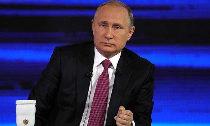 Глава Государственной Думы: С Путиным у нашей страны есть будущее