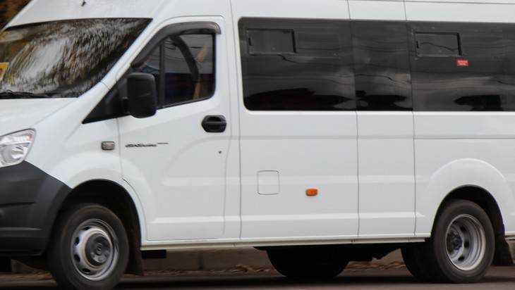 В Брянске мужчина разбился из-за маневра водителя маршрутки № 34
