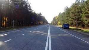 В Брянской области отремонтировали 100 километров федеральных трасс