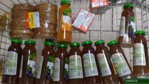 В магазине «Пятёрочка» брянские школьники нашли просроченные соки