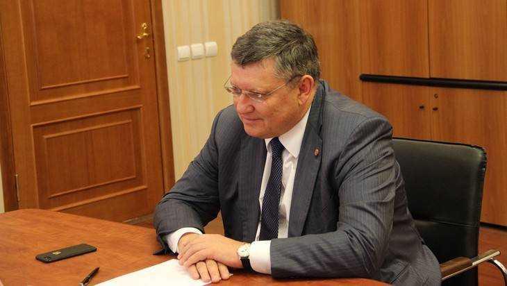 Брянский губернатор встретился с заместителем министра МВД Зубовым