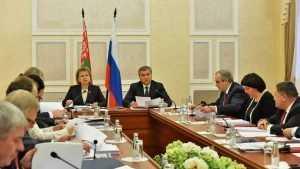 В Брянске Володин потребовал равных прав для россиян и белорусов