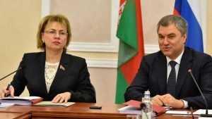 Володин поддержал в Брянске идею создания молодежной палаты