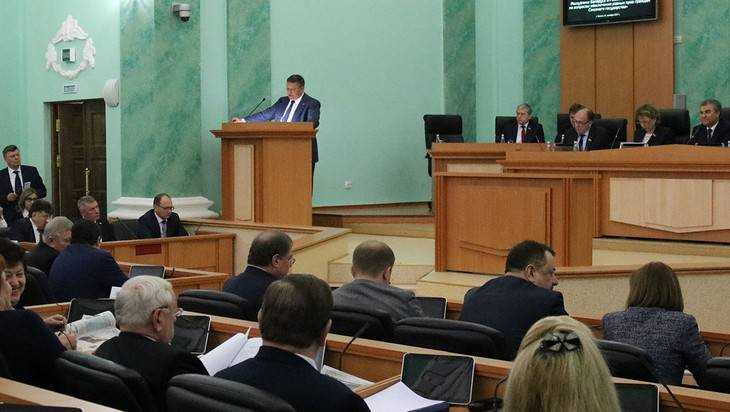 В Брянске Володин объявил о форуме приграничного сотрудничества
