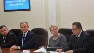 Министр образования посетила Брянский госуниверситет и похвалила его