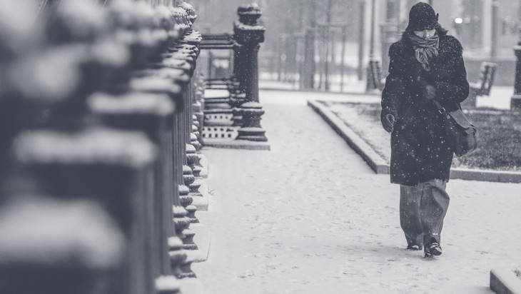 Брянские дороги станут опасными из-за мокрого снега и голодедицы