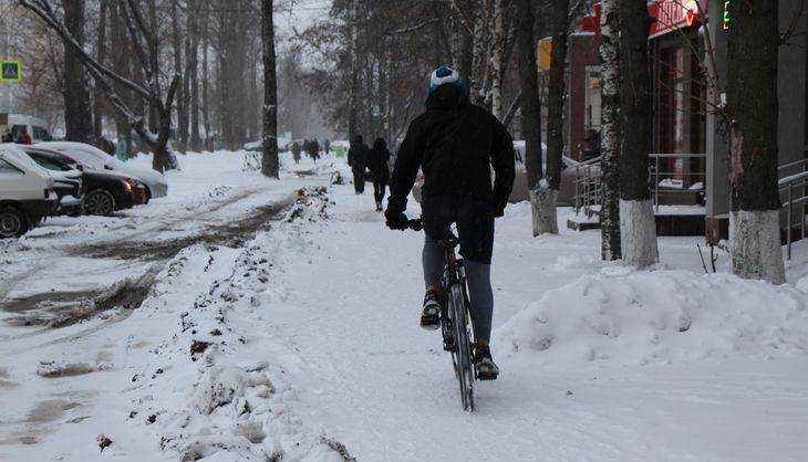 Два температурных рекорда было установлено в Брянске в выходные