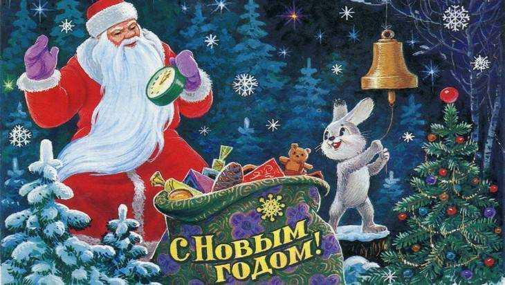 Для ВИЧ-инфицированных детей в Брянске проведут новогодний утренник