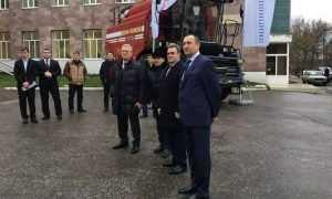 Губернатор Пензенской области оценил достоинства комбайнов «Брянсксельмаша»