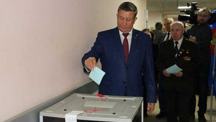 Главой брянских единороссов тайным голосованием выбрали  Попкова
