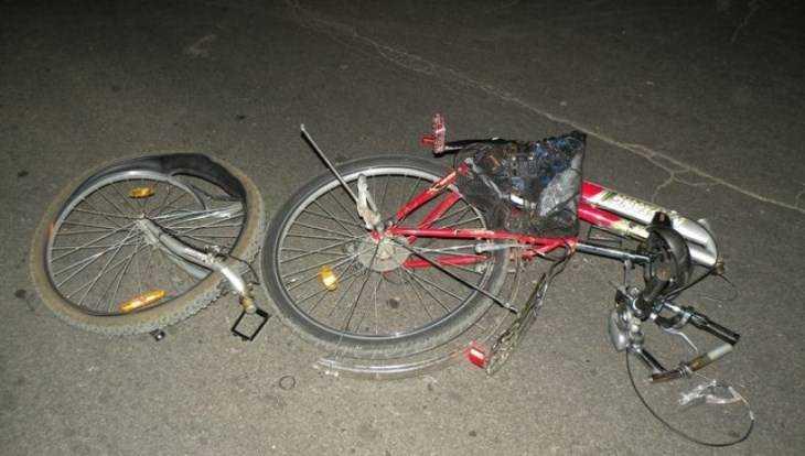 На брянской трассе 54-летний велосипедист погиб под колёсами автобуса