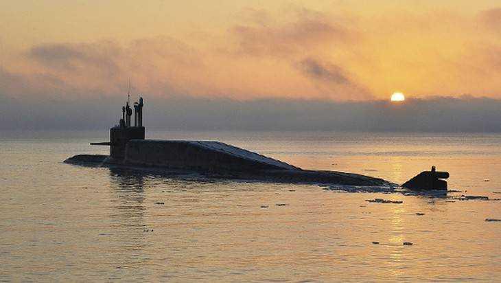 Ракетным подводным крейсером «Князь Владимир» будет командовать брянец