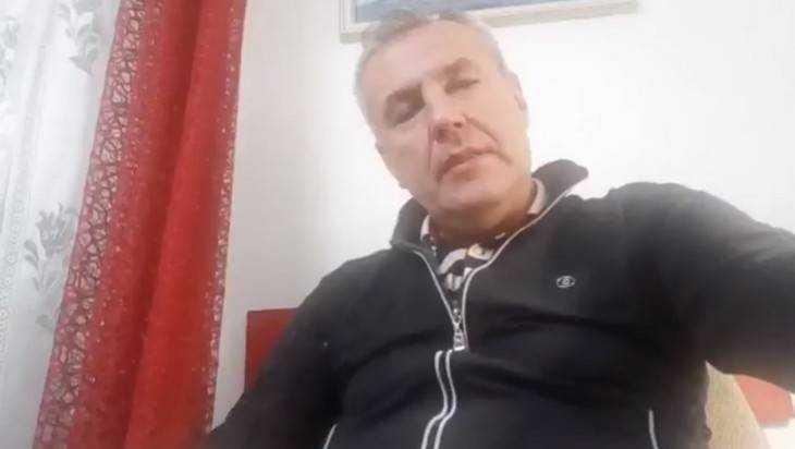 Брянского бизнесмена Коломейцева оставила жена, он бежал в Европу
